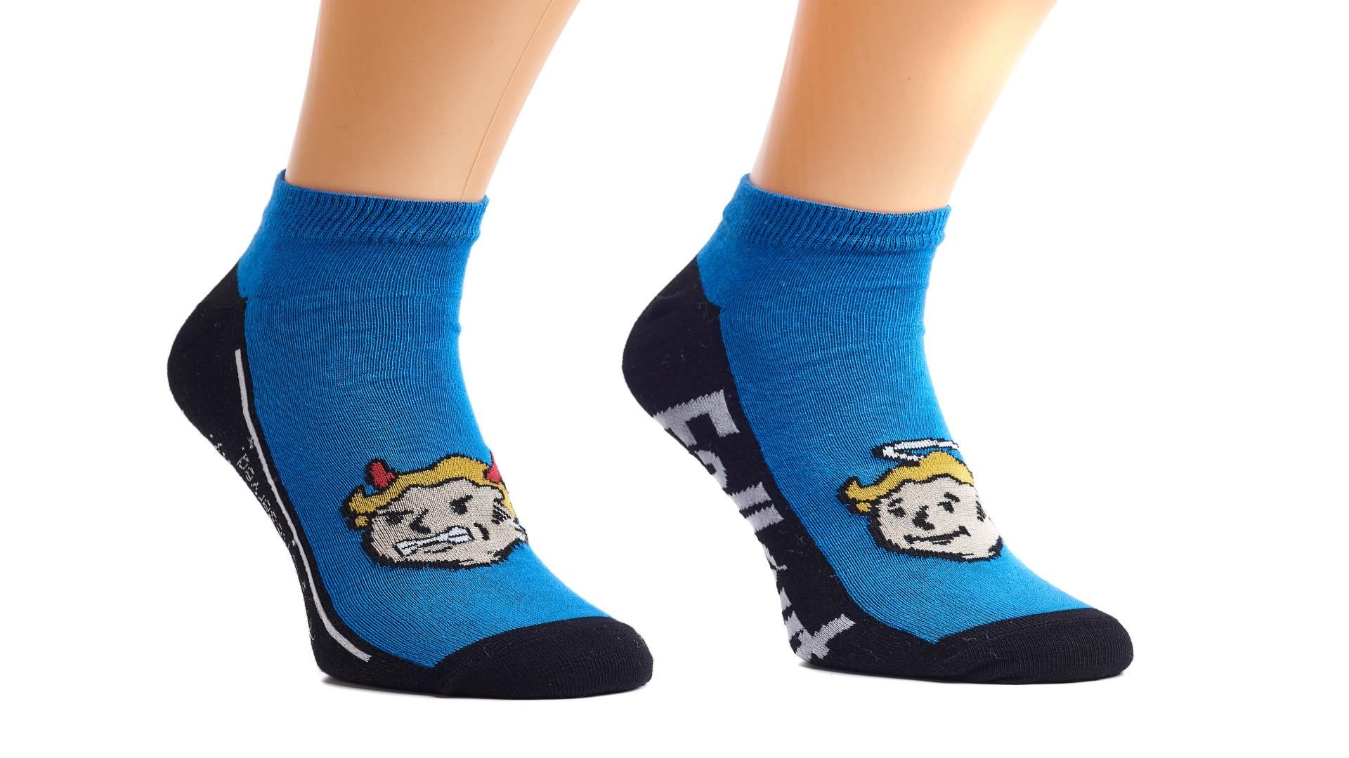 Fallout Ankle Socks - skarpetki
