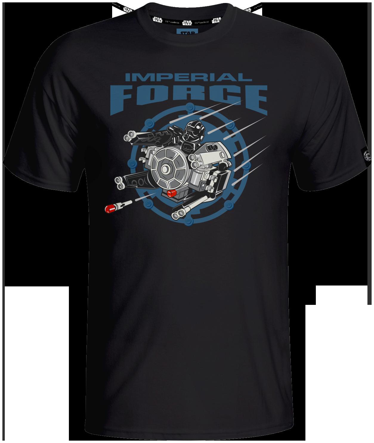 Star Wars Microfighter T-shirt XL