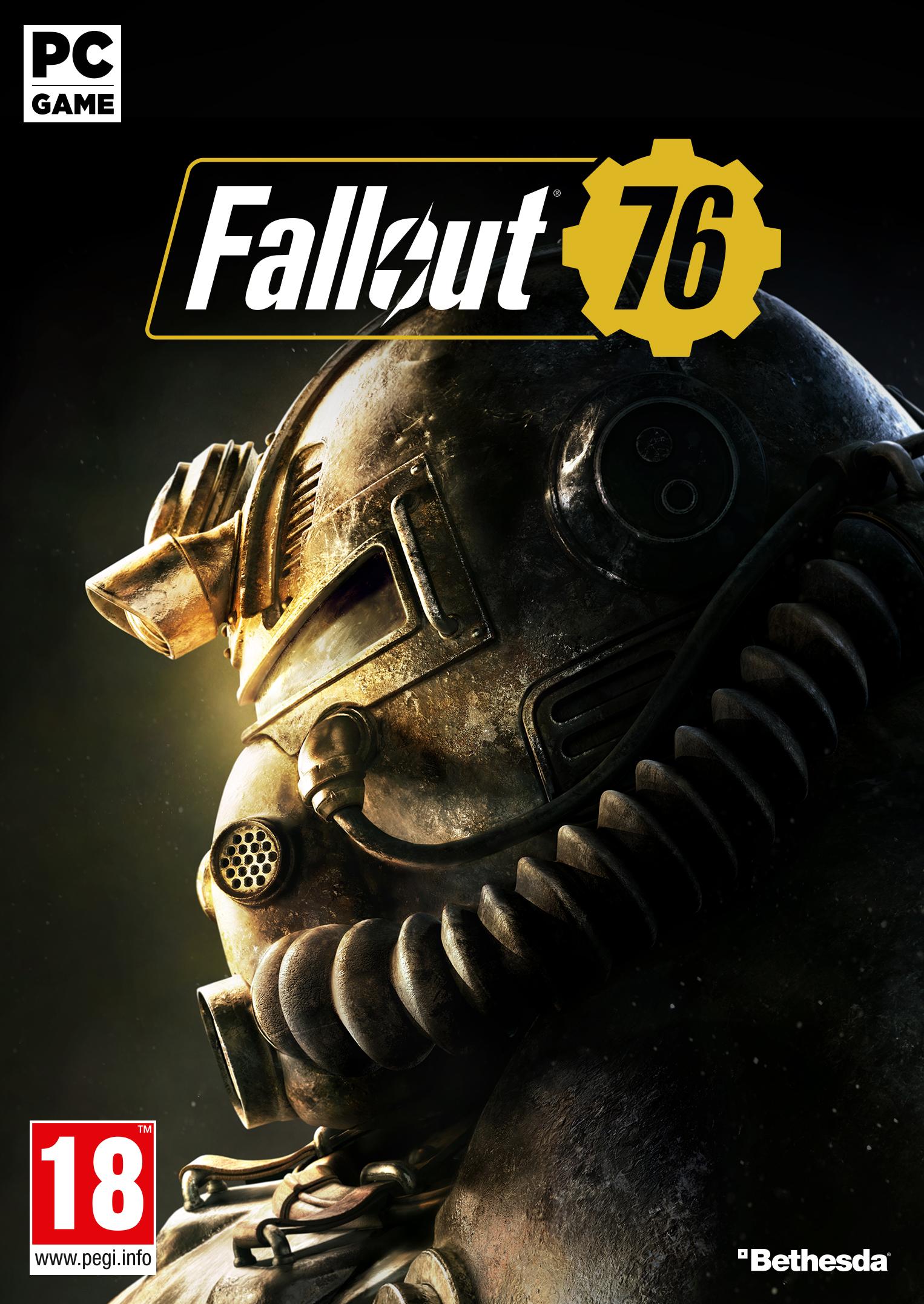 Fallout 76 (PC) Klíč bethesda.net