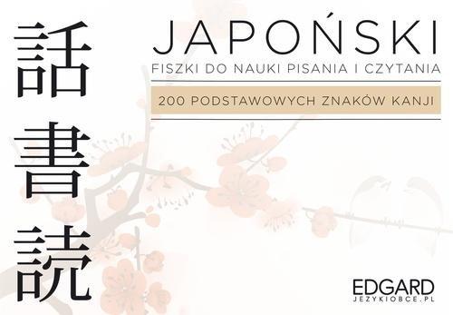 Japoński Fiszki Pisz i czytaj