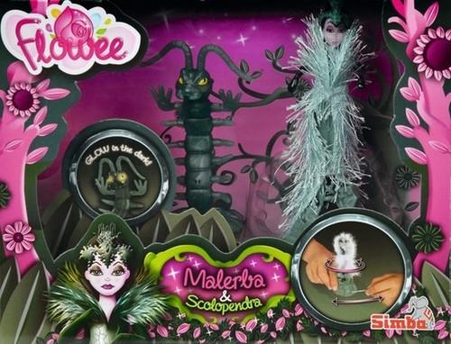 Flowee Malerba & Scolopendra