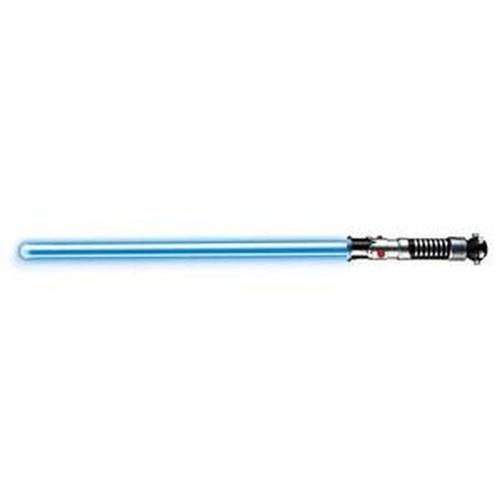 Miecz świetlny Star Sword światło i dźwięk niebieski