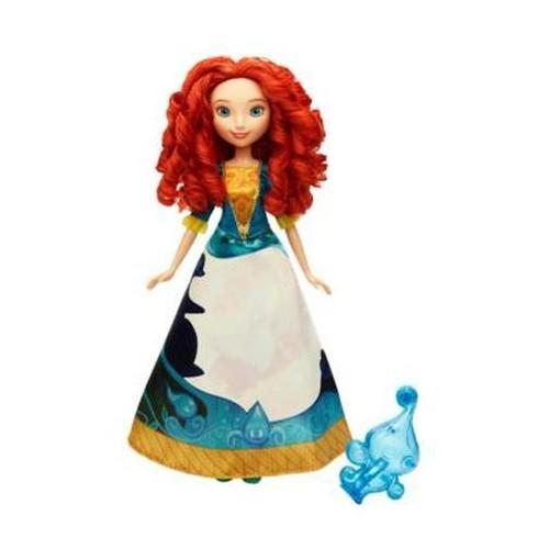 Disney Princess Księżniczka w magicznej sukience Merida