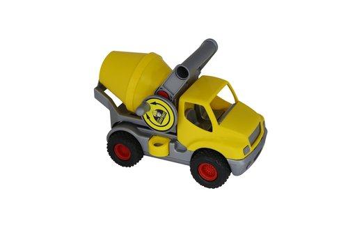 ConsTruck samochód-betoniarka żółty