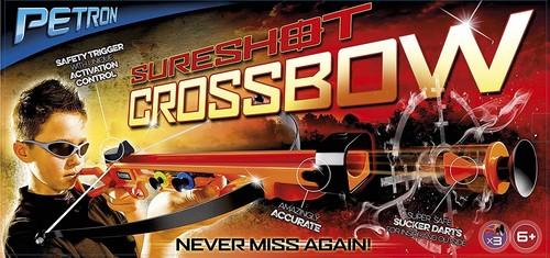 Kusza na strzałki Petron Sureshot Crossbow