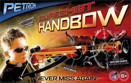 Kusza na strzałki Petron Sureshot Handbow