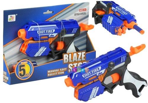 Pistolet Na Piankowe Naboje Blaze Storm