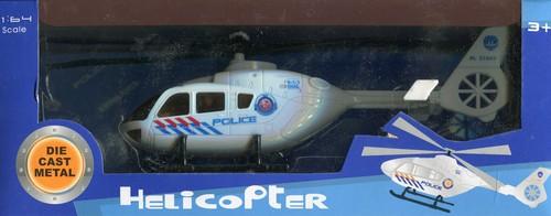 Helikopter Ratunkowy Rescue Policja mix kolorów