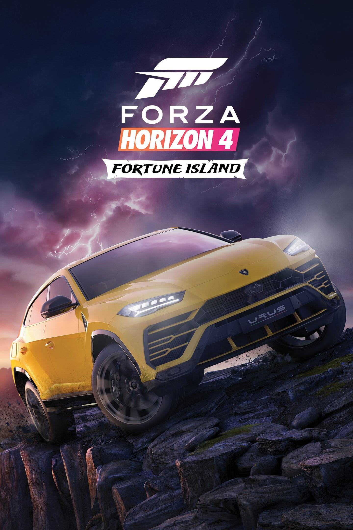 Forza Horizon 4: Fortune Island (PC) MS Store