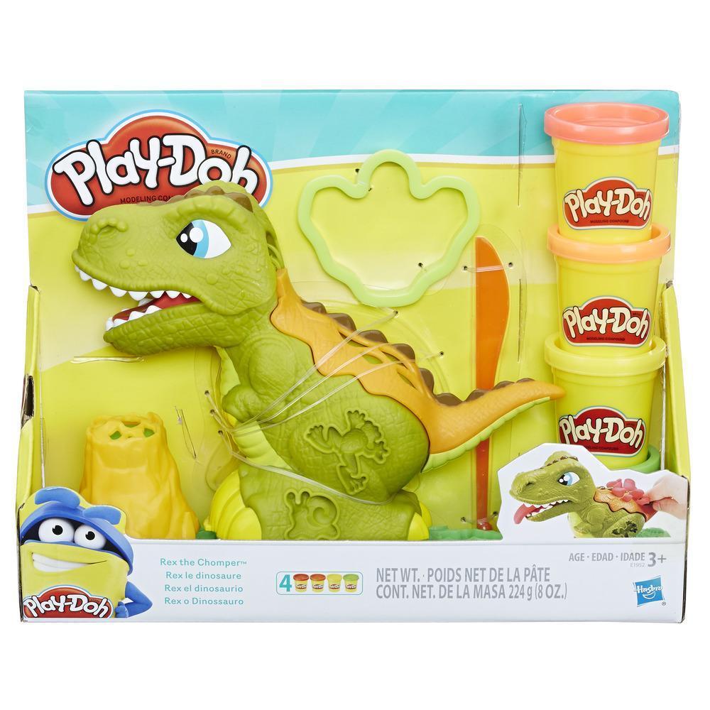 Ciastolina Play Doh Zestaw Kreatywny T-Rex