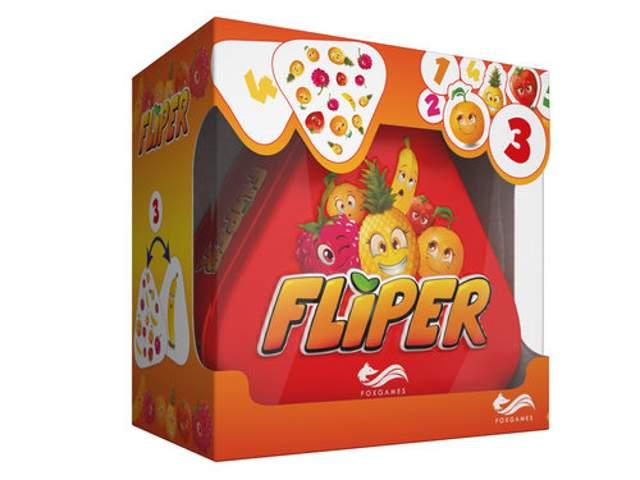 Fliper (gra planszowa)