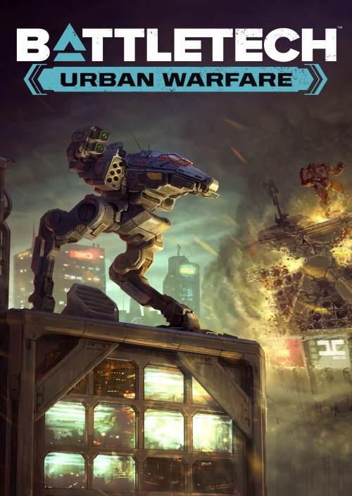 Battletech: Urban Warfare (PC) Klucz Steam