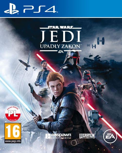 Star Wars Jedi: Upadły Zakon (PS4)