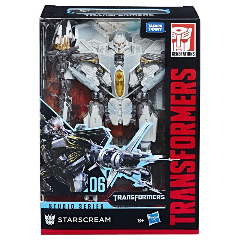 Hasbro Transformers Studio Series - Seria Voyager Starscream