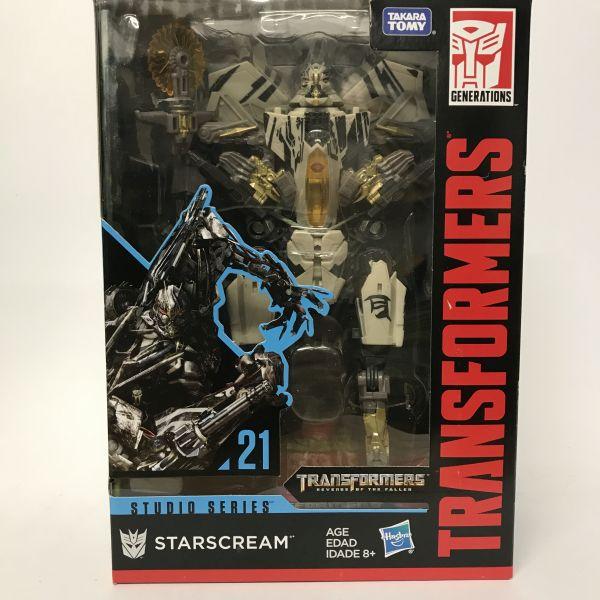 Hasbro Transformers Studio Series - Revenge of the Fallen Starscream