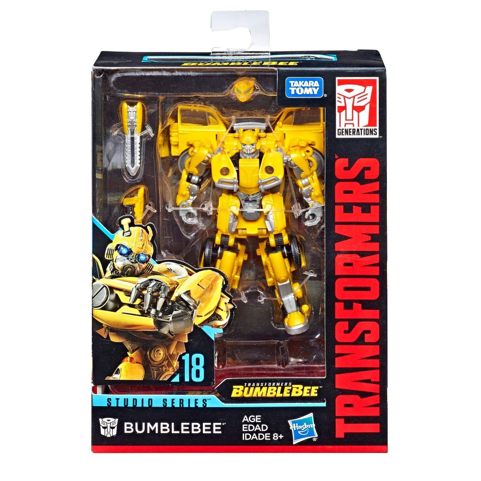 Hasbro Transformers Studio Series - Bumblebee Deluxe