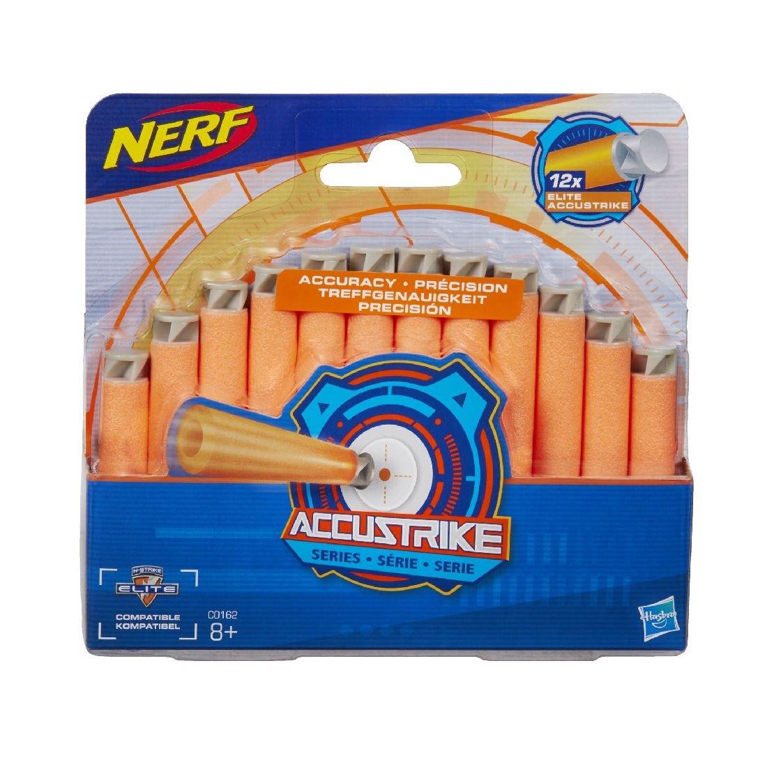 Nerf strzałki AccuStrike 12 sztuk