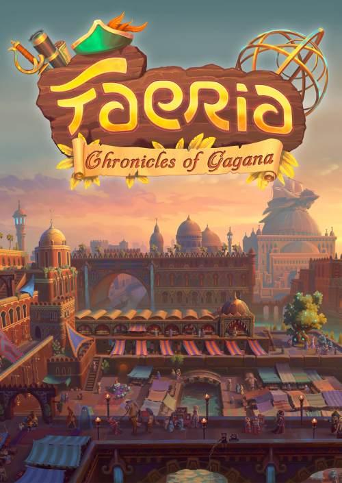 Faeria: Chronicles of Gagana (PC) Klucz Steam
