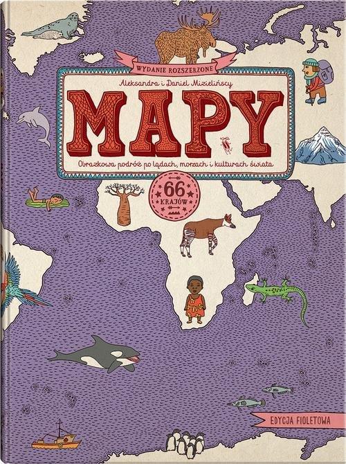 Mapy Edycja fioletowa