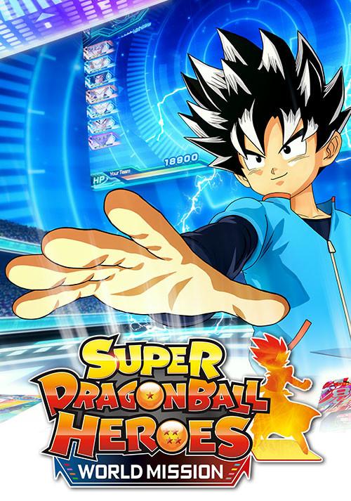 Super Dragon Ball Heroes World Mission (PC) Klucz Steam