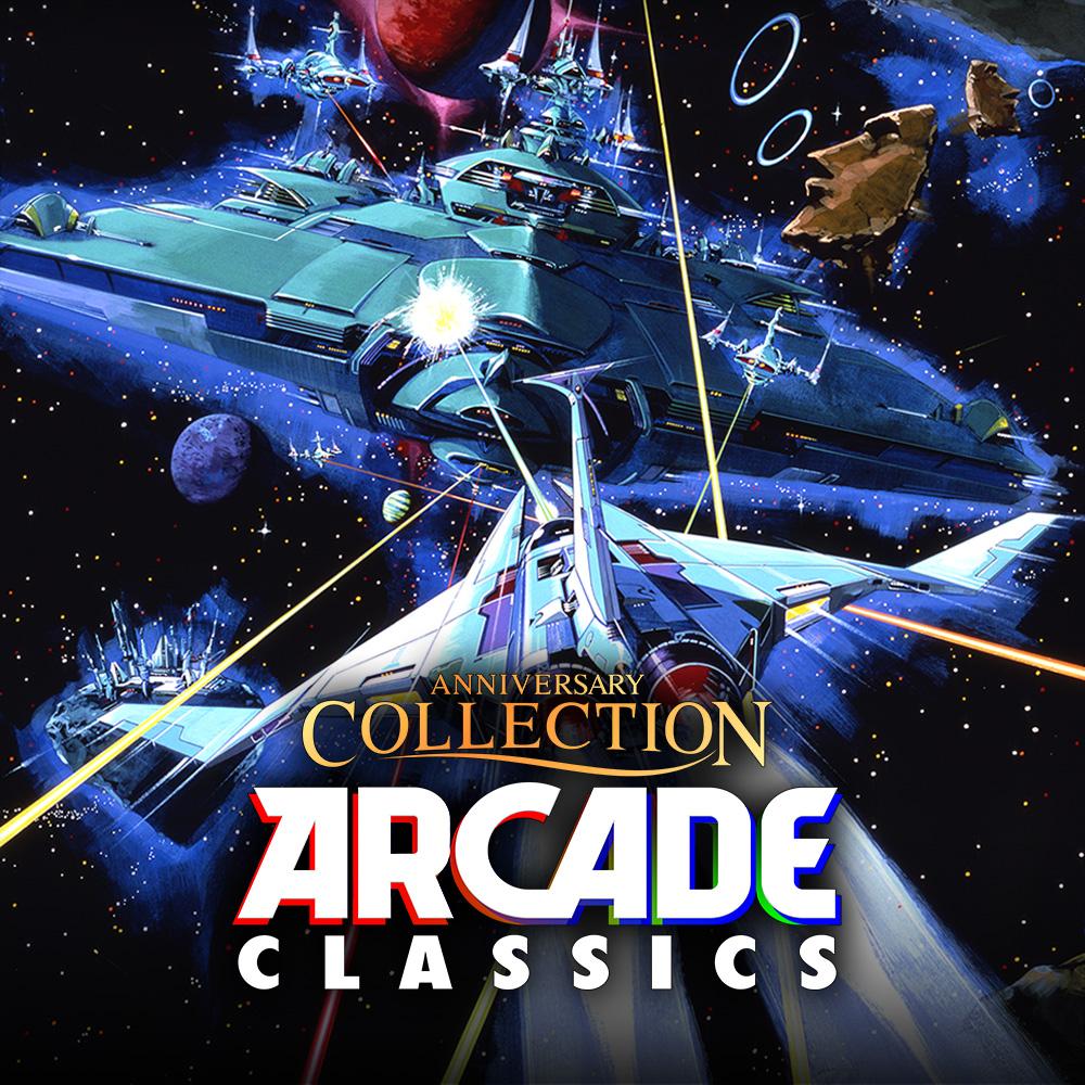 Anniversary Collection Arcade Classics (PC) Klucz Steam