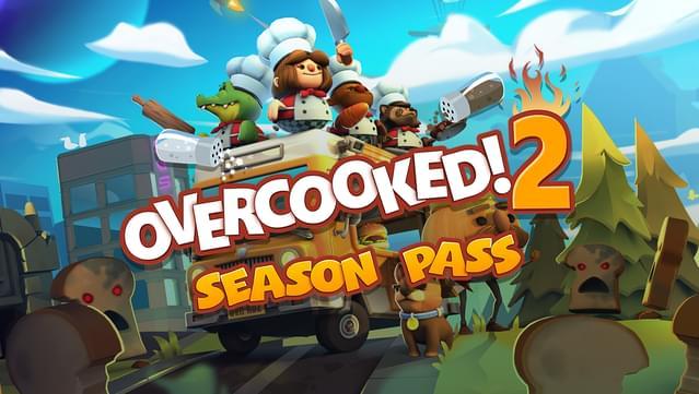 Overcooked! 2 - Season Pass (PC) DIGITÁLIS (Steam kulcs)