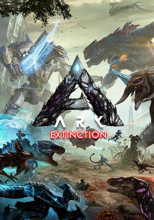 ARK: Extinction - Expansion Pack (PC) DIGITÁLIS (Steam kulcs)