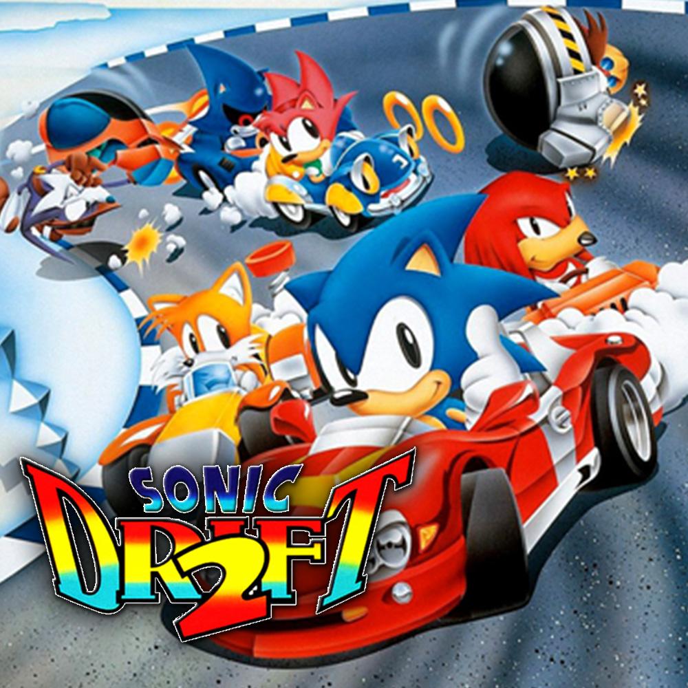 Sonic Drift 2 (3DS) DIGITAL