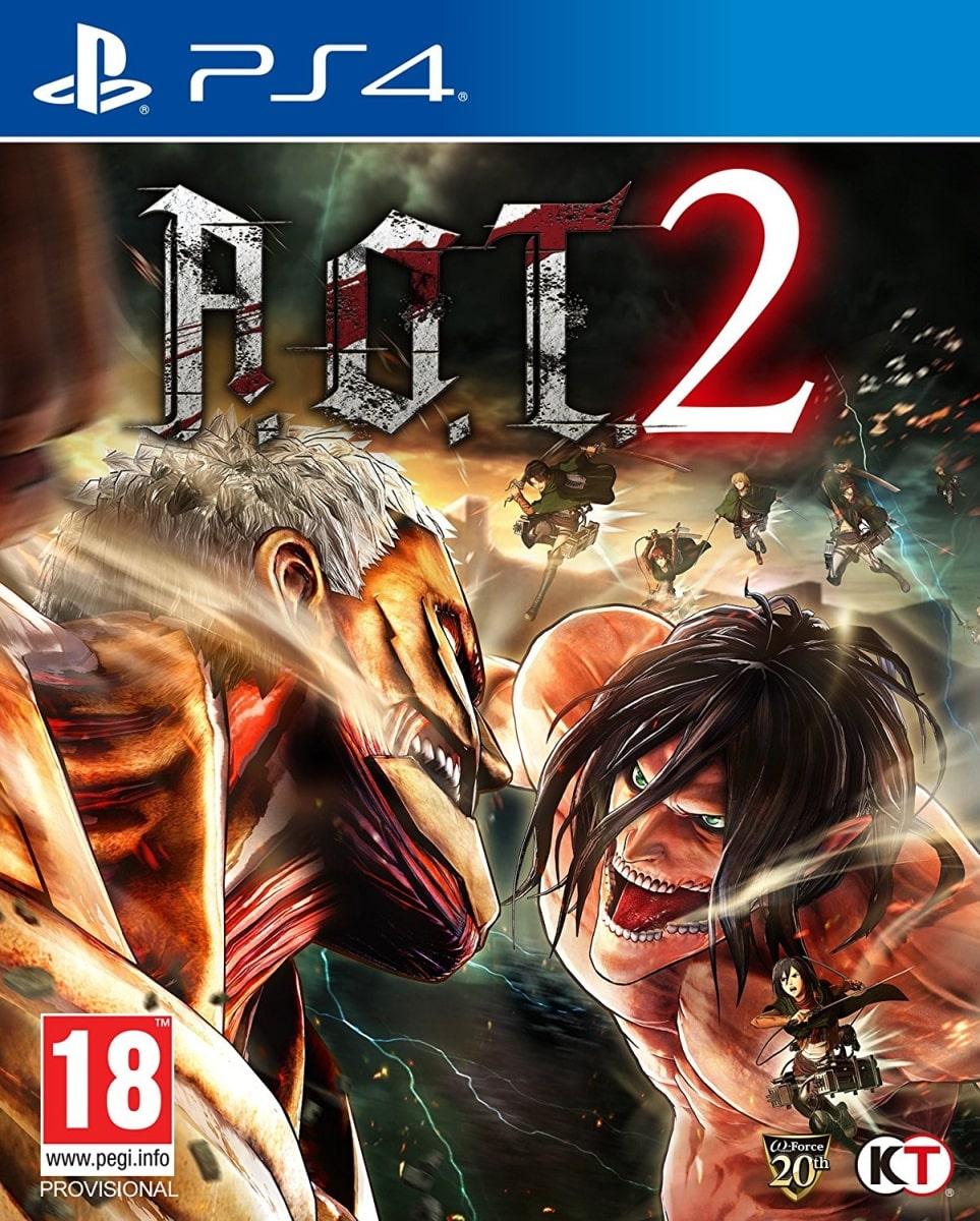 Attack on Titan A.O.T. 2 (PS4)