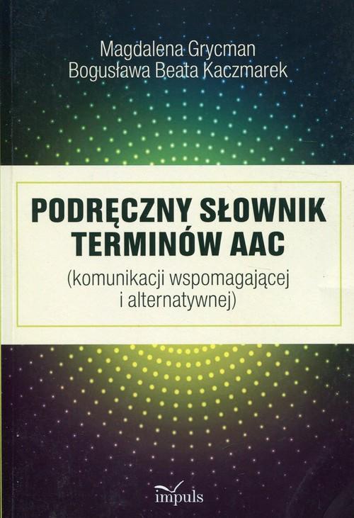 Podręczny słownik terminów AAC