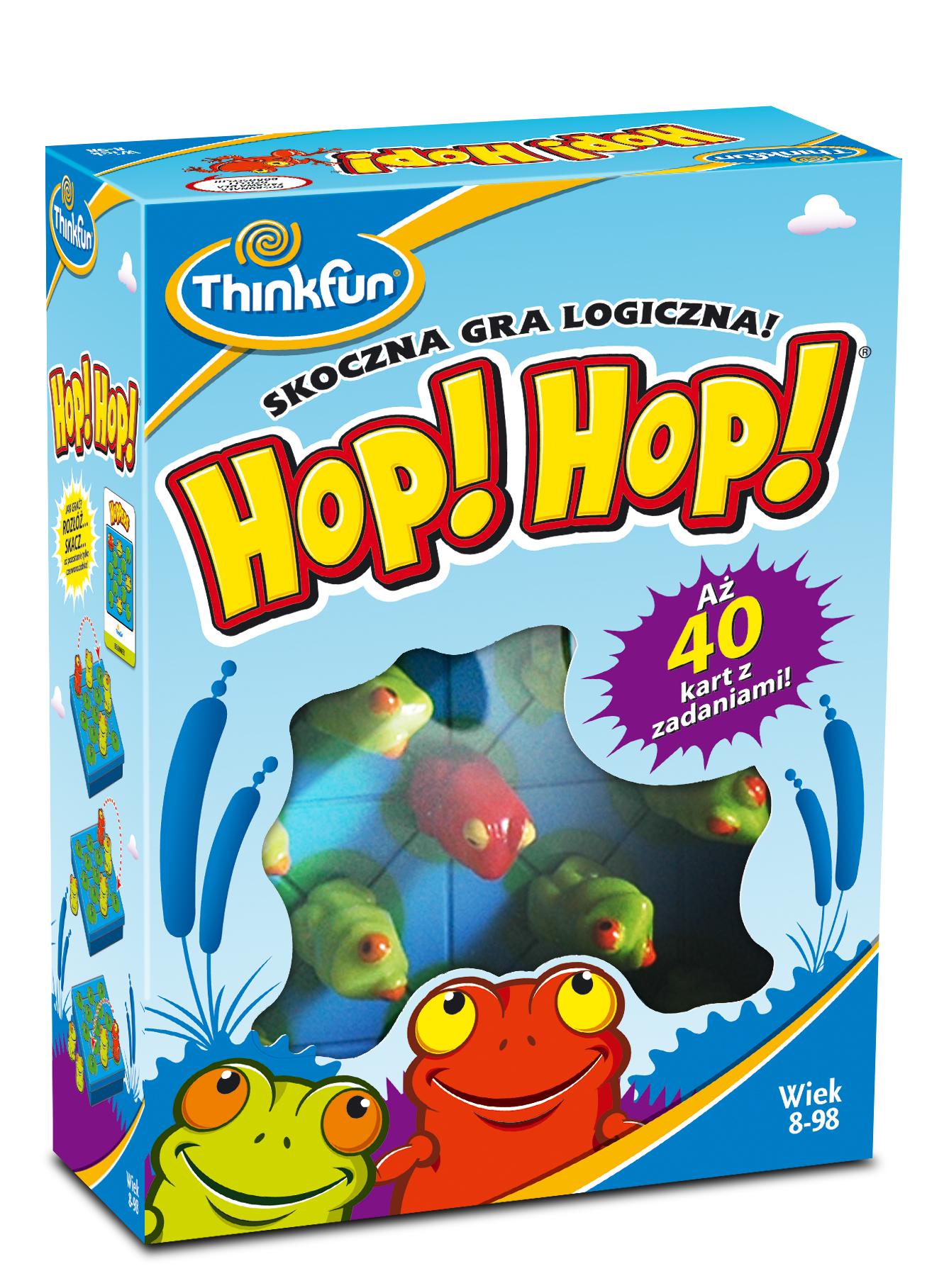 HOP! HOP! (Gra Planszowa)