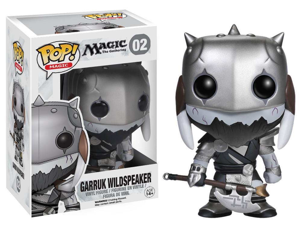 Magic the Gathering POP Garruk Wildspeaker 10 cm