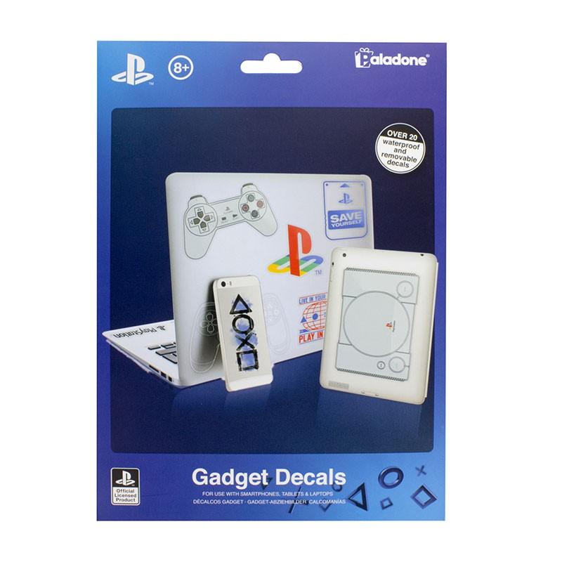 PlayStation Gadget Decals - zestaw naklejek