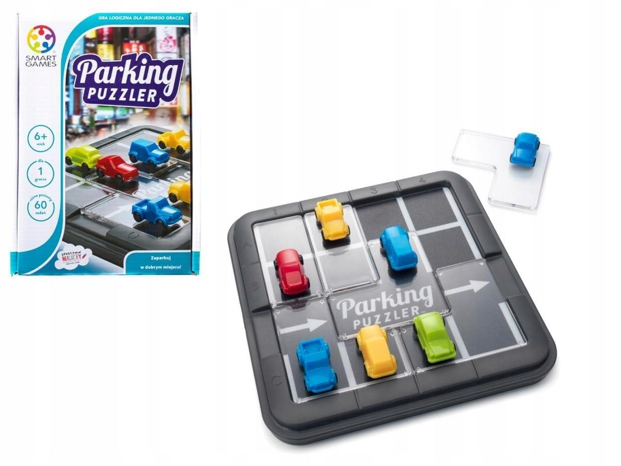Smart Games - Parking Puzzler (Edycja Polska)