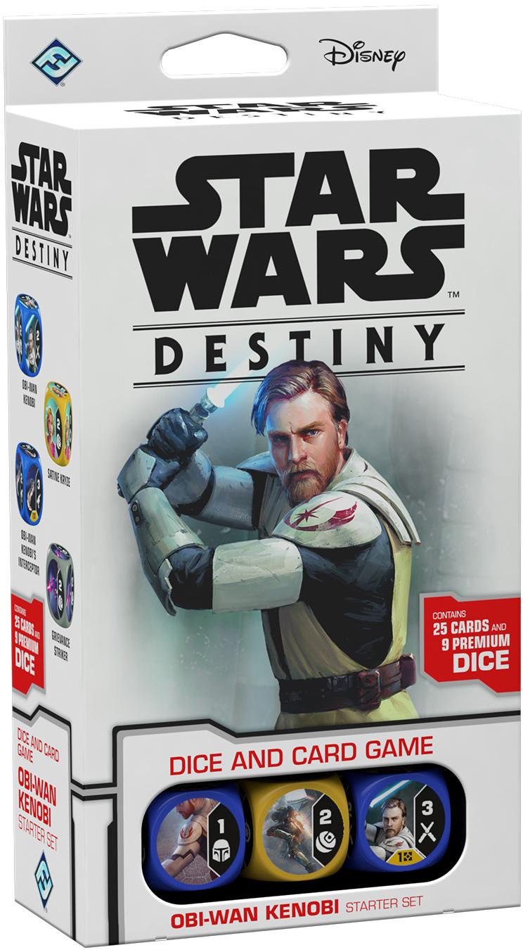 Star Wars: Przeznaczenie - Zestaw startowy Obi-Wan Kenobi