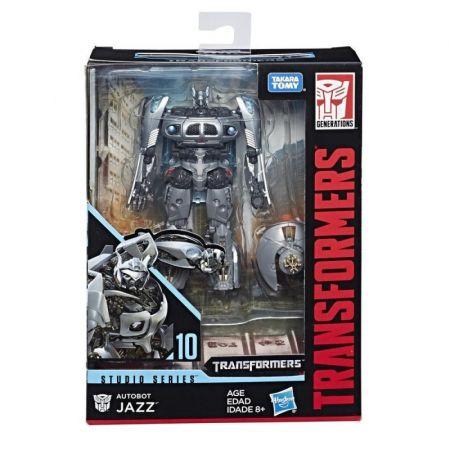 Figurka Transformers Generation Studio Series Deluxe - Jazz