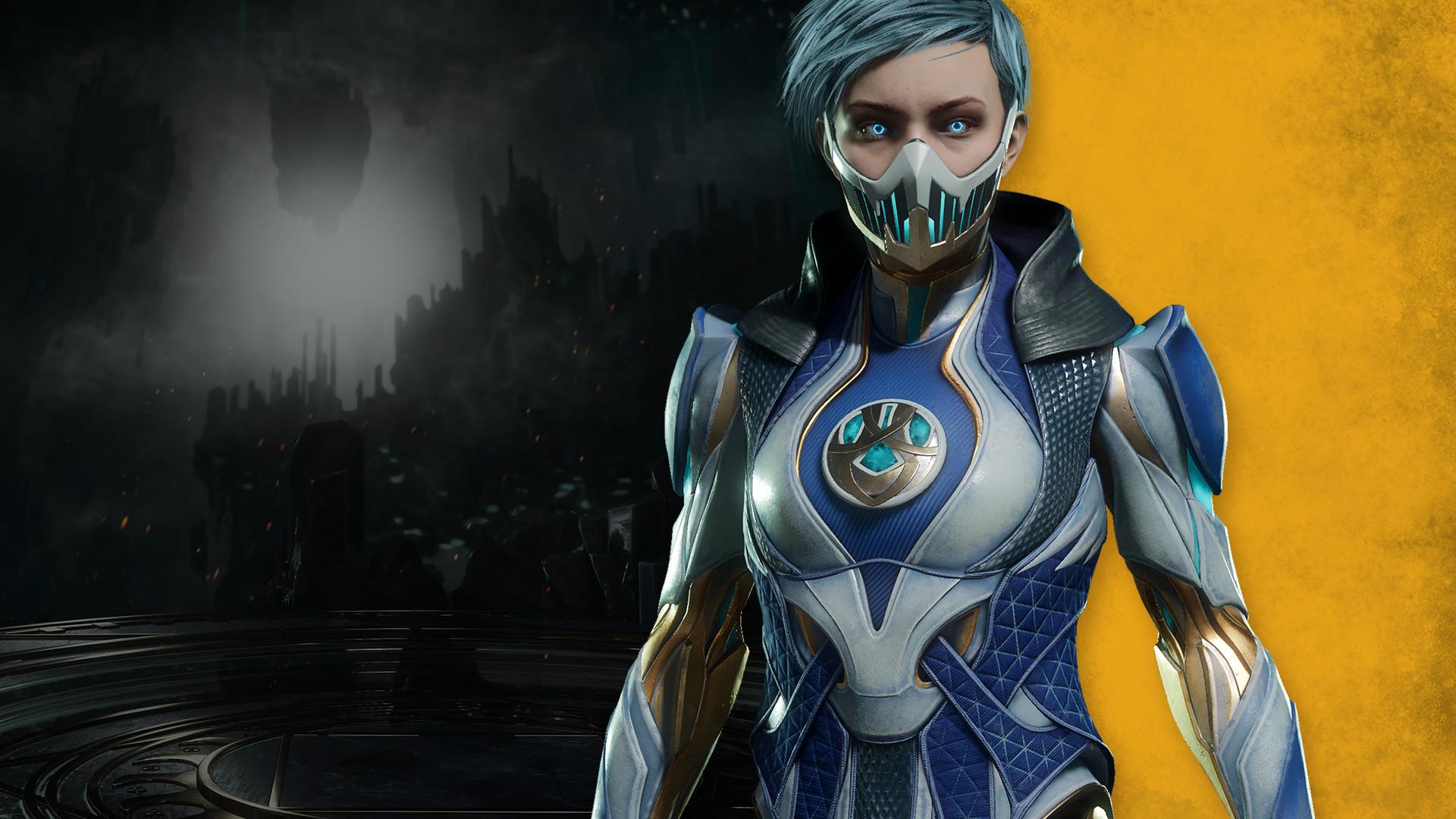 Mortal Kombat 11 Frost (PC) DIGITÁLIS (Steam kulcs)