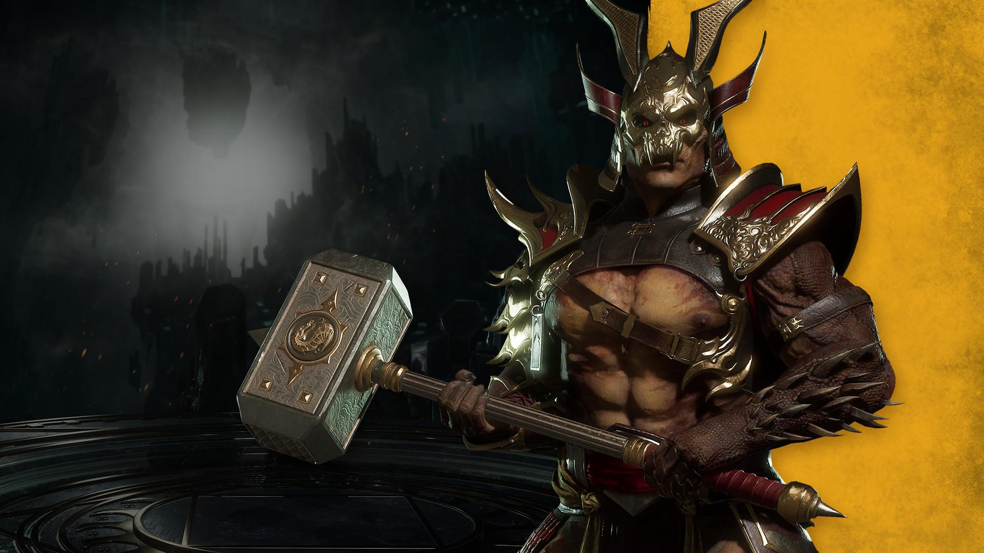 Mortal Kombat 11 Shao Kahn (PC) Klíč Steam