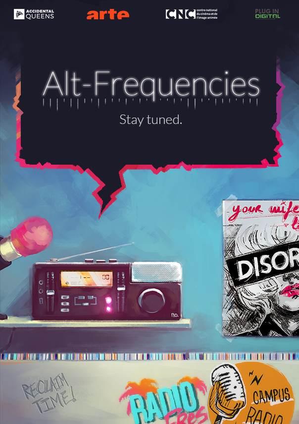Alt-Frequencies (PC) Klucz Steam