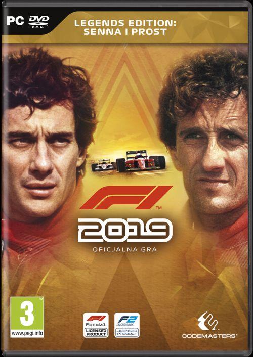 F1 2019 Legends Edition (PC) PL + BONUS!