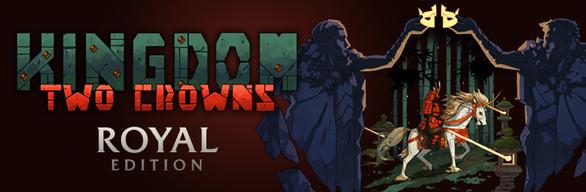KINGDOM TWO CROWNS: ROYAL EDITION (PC) klucz Steam