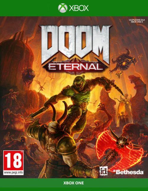 DOOM Eternal (XOne) PL