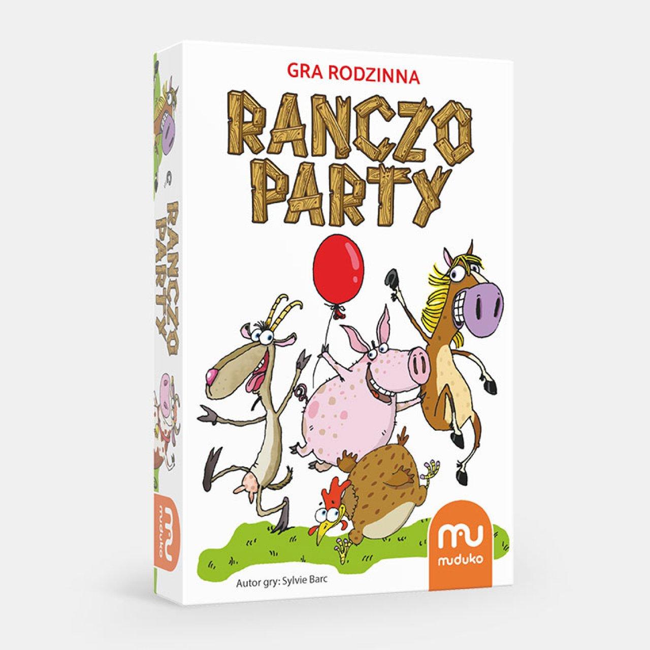 Ranczo Party (Gra karciana)