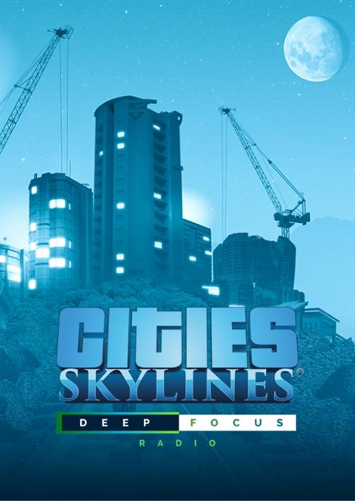 Cities: Skylines - Deep Focus Radio (PC) Klucz Steam