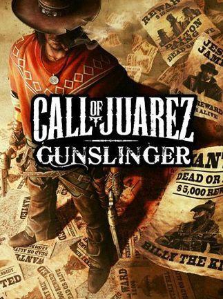 Call of Juarez: Gunslinger (PC) Klucz Steam
