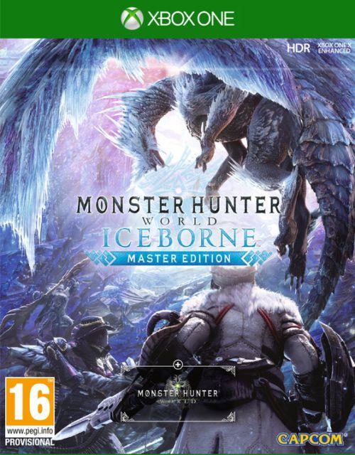 Monster Hunter World: Iceborne (XOne) PL + Steelbook