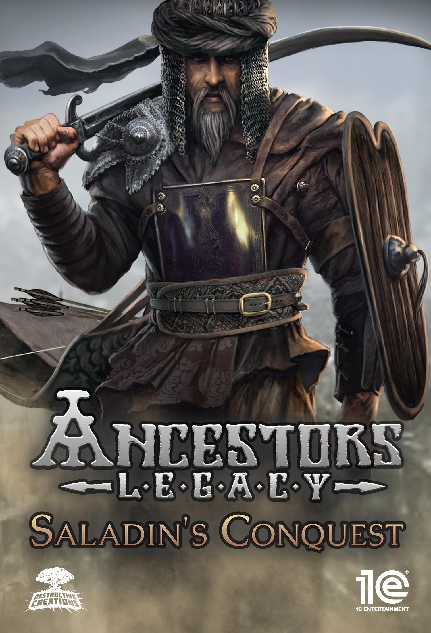 Ancestors Legacy - Saladin's Conquest (PC) Klucz Steam