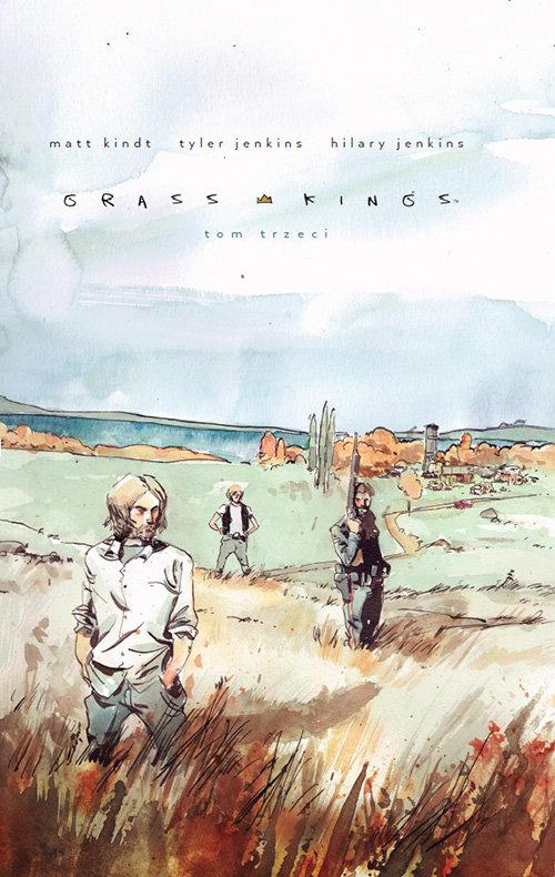 Grass Kings Tom 3