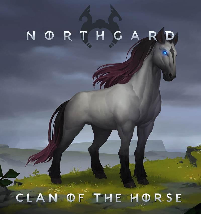 Northgard - Svardilfari, Clan of the Horse (PC) DIGITÁLIS (Steam kulcs)