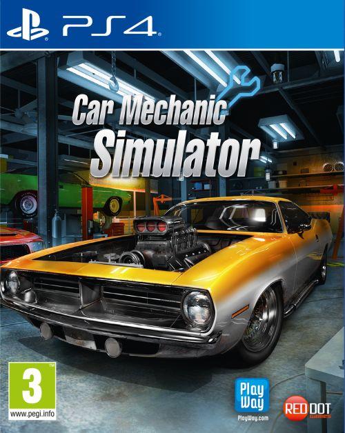 CAR MECHANIC (PS4) PL